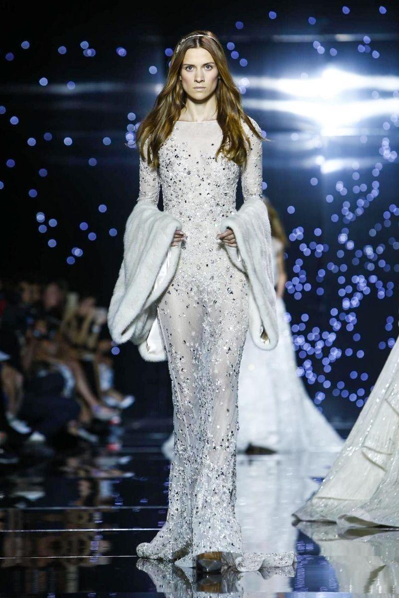 Mis Queridas Fashionistas: Zuhair Murad Couture Fall Winter 2015 Paris