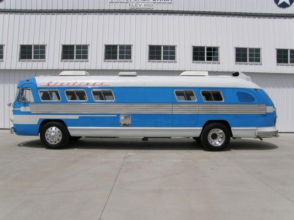 UNIQUE 1949 FLEXIBLE BUS/MOTORHOME | Bus motorhome ...