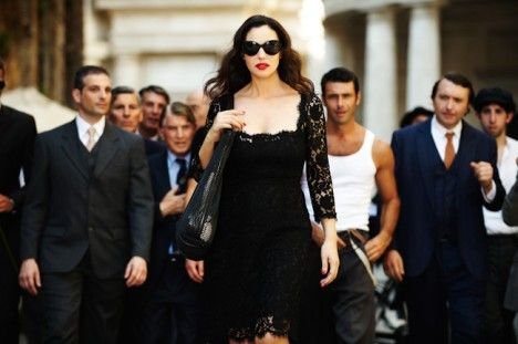 Dolce e Gabbana, Monica Bellucci