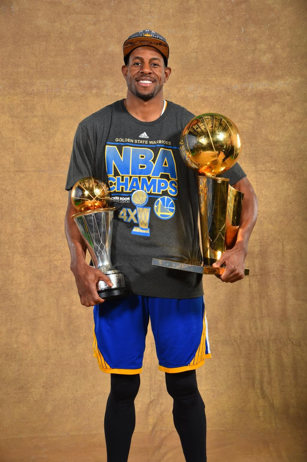 on Golden state warriors, Andre iguodala