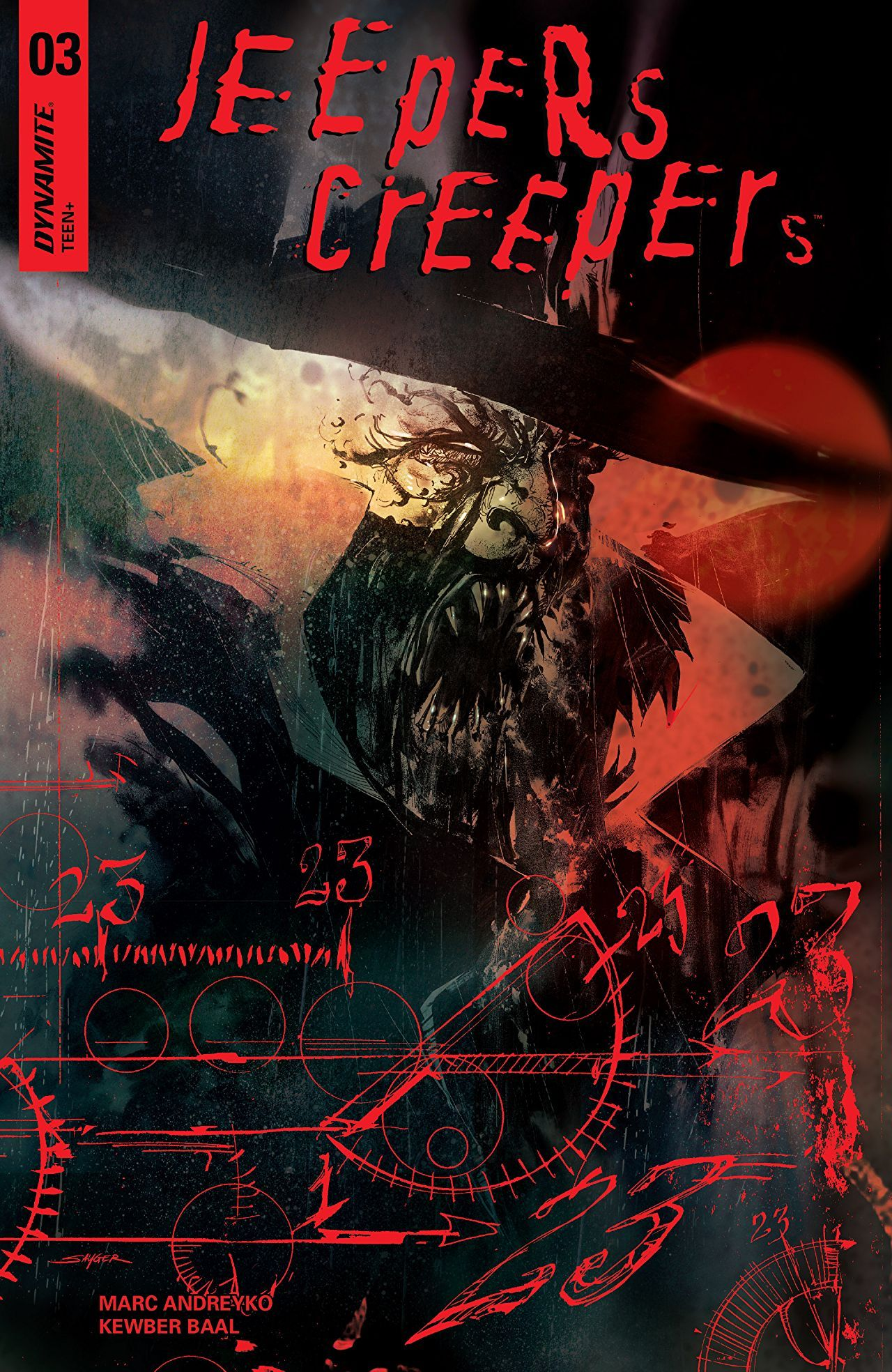 Jeepers Creepers 3 Comics By Comixology Jonah Hex Jeepers Creepers Comic Book Superheroes