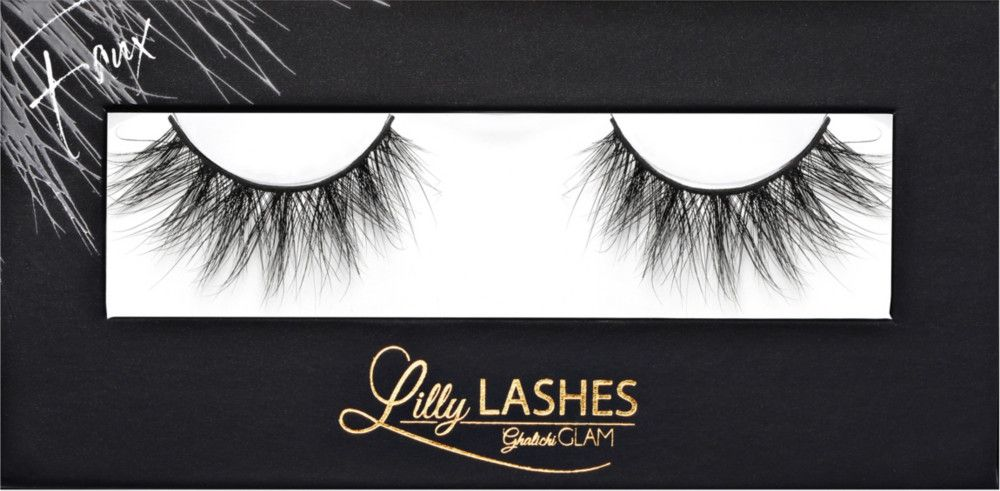 261adfb9607 Lilly Lashes 3D Faux Mink False Lashes Randi is a light and wispy lash  designed to enhance your natural lashes rather than overpower them. 100%  Vegan.