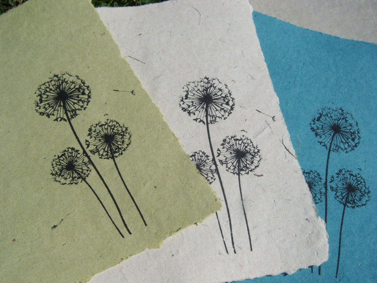 Papel Reciclado Artesanal + Serigrafía   Hacer papel, Colorante y ...