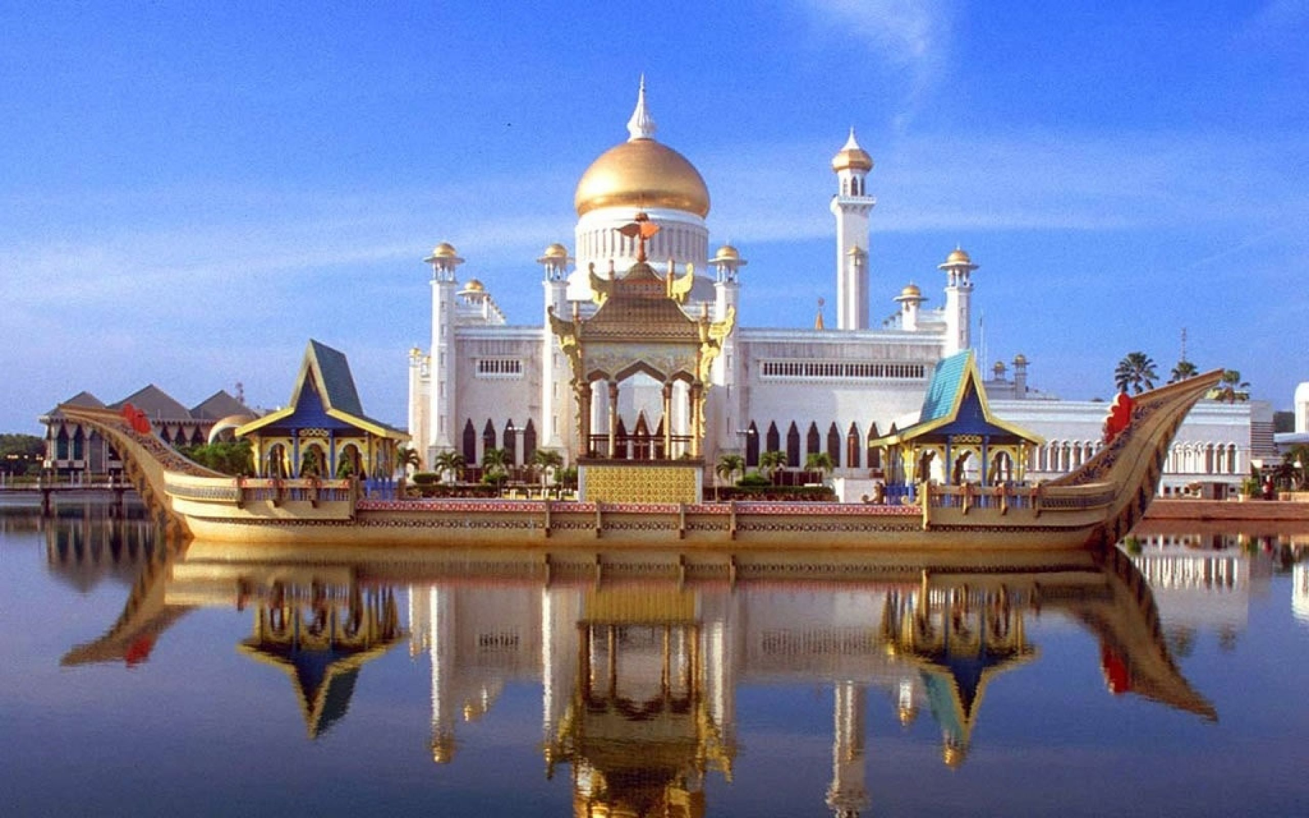 Bandar Seri Begawan Brunei Beautiful Mosques Mosque Best Countries To Visit
