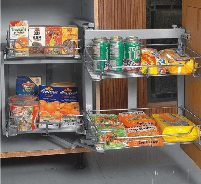 Latest Trends Modular Kitchen Accessories Online in India A kitchen ...