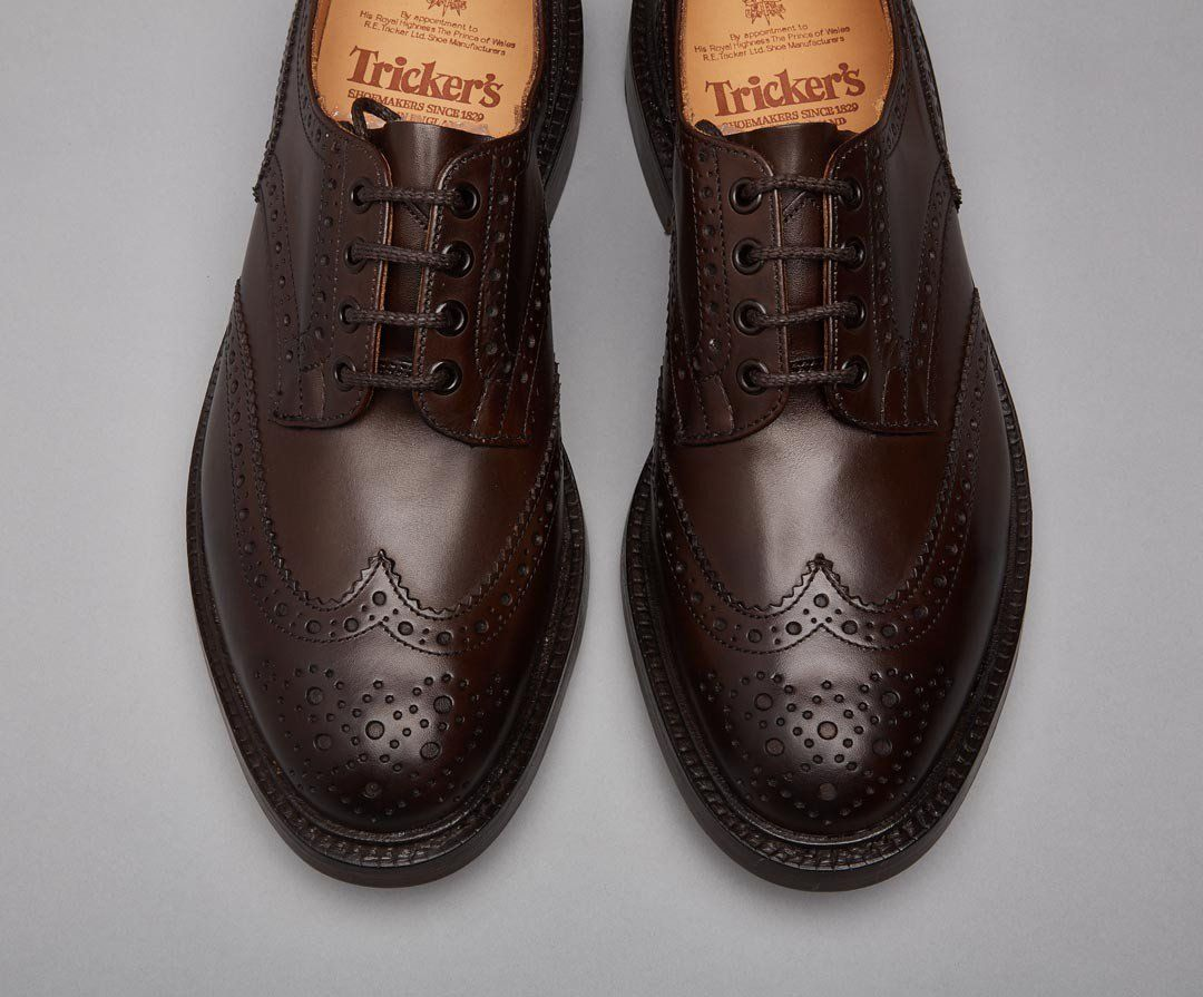 Bourton Country Shoe Best shoes for men, Brogues