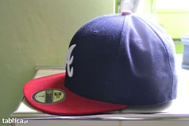 Czapka New Era Atlanta Full Cap 3236375992 Oficjalne Archiwum Allegro Cap New Era Atlanta