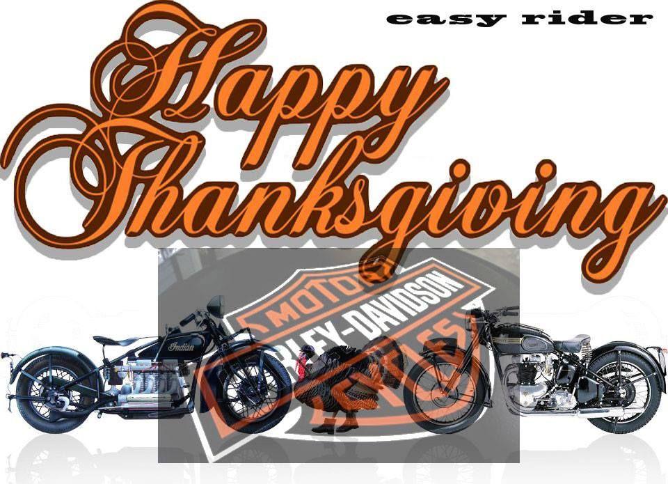 Have A Harley Thanksgiving Harley Davidson Crafts Harley Davidson Logo Harley Davidson Art