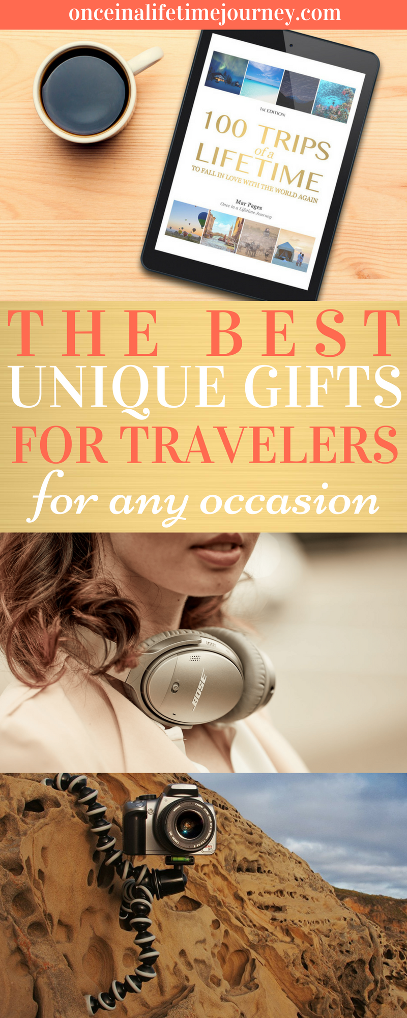 Original And Fabulous Gifts For Travelers For Any Occasion