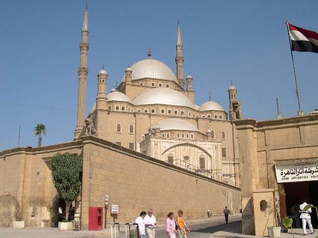 Alabaster Mosque Cairo Religion Islam Article About Egypt - Egypt religion