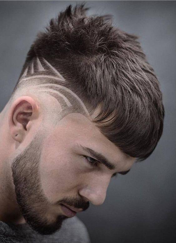 38 coolste undercut frisuren für männer 2019 - frisuren