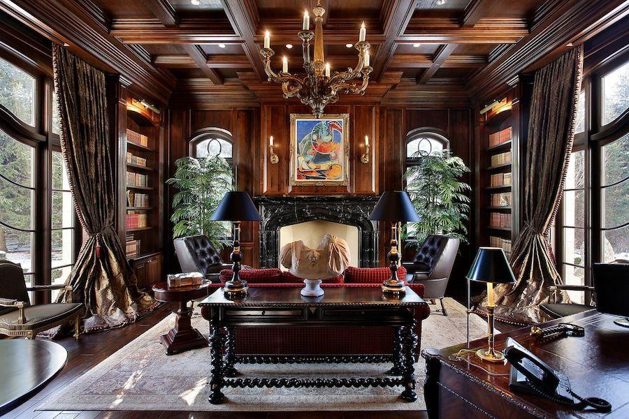 Gothic Revival Interior Design gothic revival home interior - house design plans