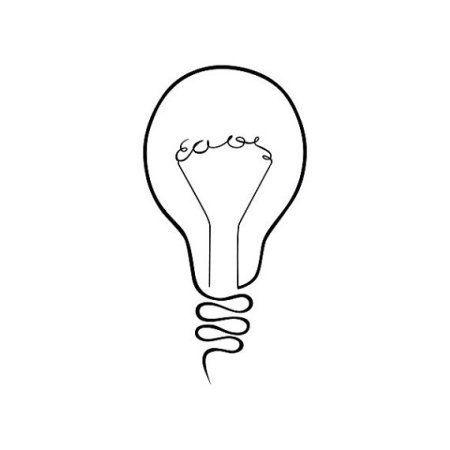 Photo of Tattify Lightbulb Temporary Tattoo – Bright Idea (Set of 2) – Walmart.com – Homemade Tattoo 2020