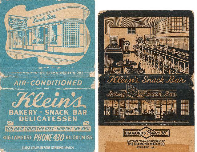 Klein's, Biloxi, Mississippi by jericl cat, via Flickr