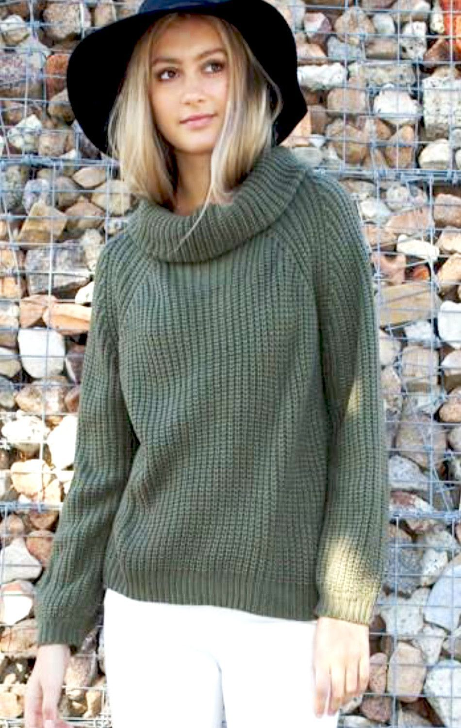 Scenic Escape Oversized Sweater - Green | FALL | Pinterest | Clothes
