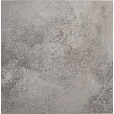 Avenzo 13-in x 13-in Storm Gray Ceramic Indoor Floor Tile
