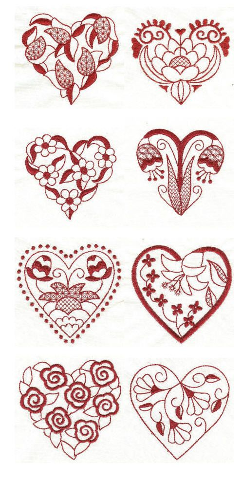 Embroidery designs | free machine embroidery designs | Jacobean ...