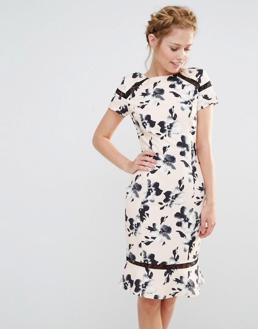 Cocktail dresses for summer wedding  What to Wear u Summer Wedding Guest Dresses  ASOS  CHWV  Fashion