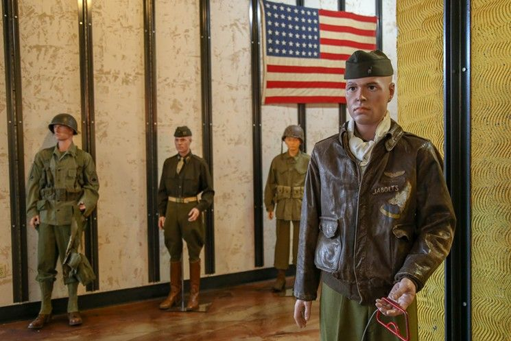 Music City Mall Lewisville Houses A Wwii Museum Dallas Observer Wwii Wwii Veterans American Veterans