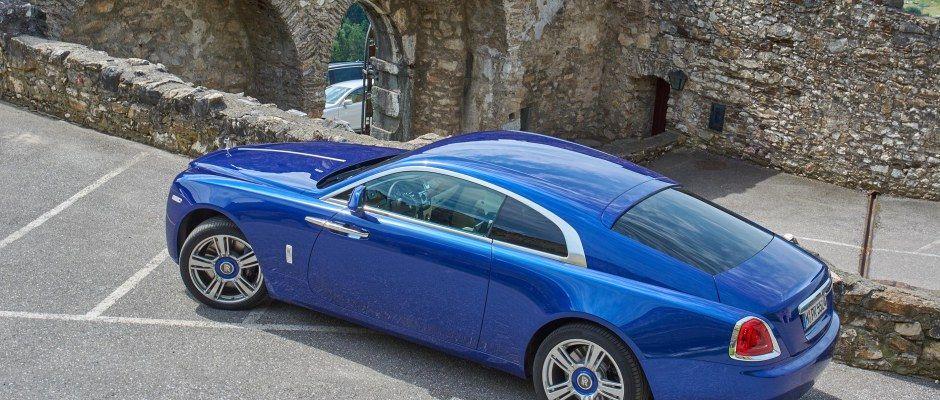 Fahrbericht: Rolls-Royce Wraith