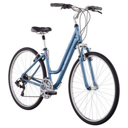 Details about Diamondback Vital 2 Women's Hybrid Bike 15 in