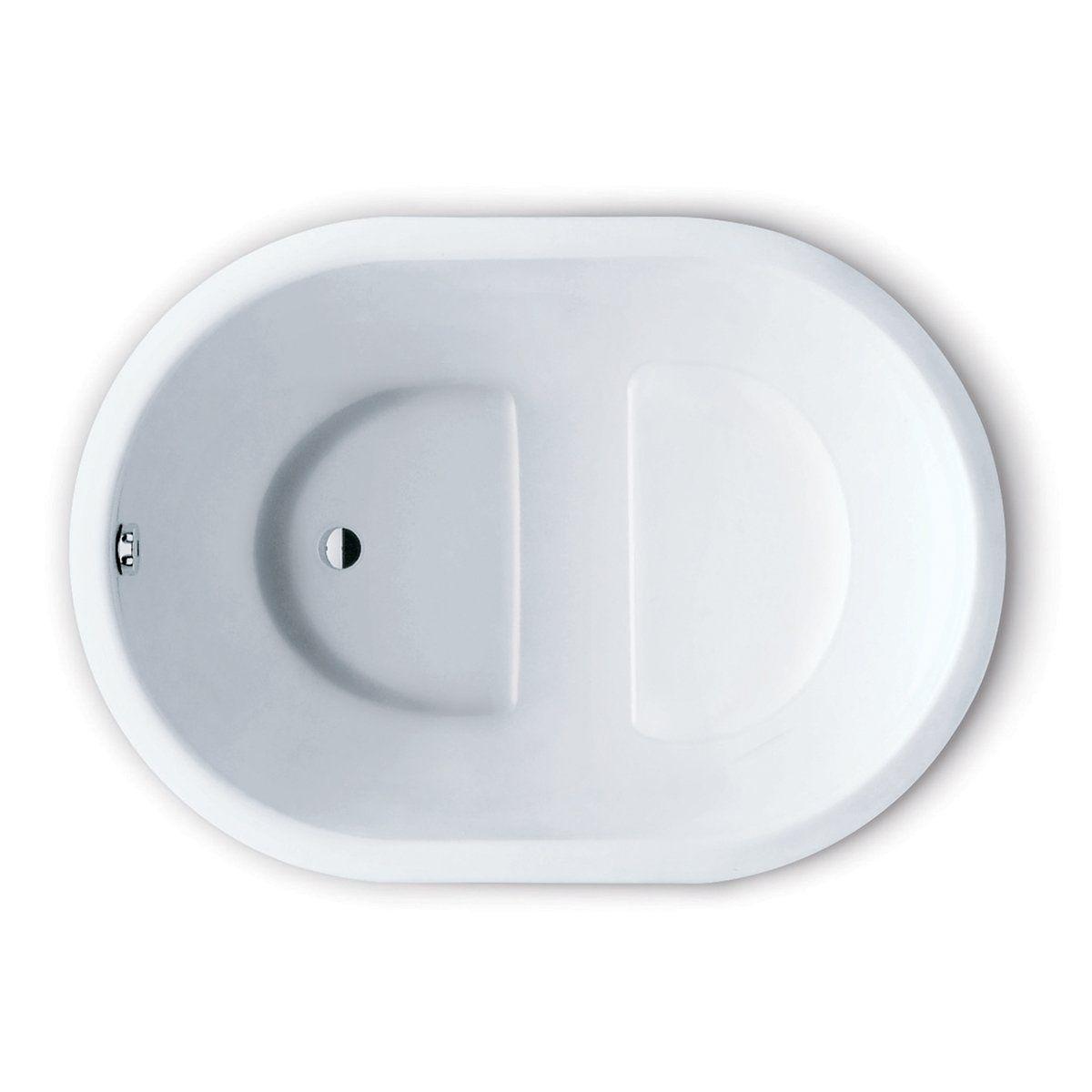 Kaldewei 177 Kusatsu Pool Oval Tub Soaking Bathtub | Bathroom Ideas ...