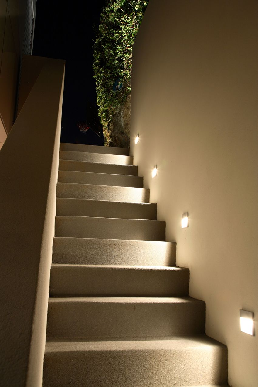 Basement Stair Ceiling Lighting: 23 Light For Stairways Ideas With Beautiful Lighting [Step