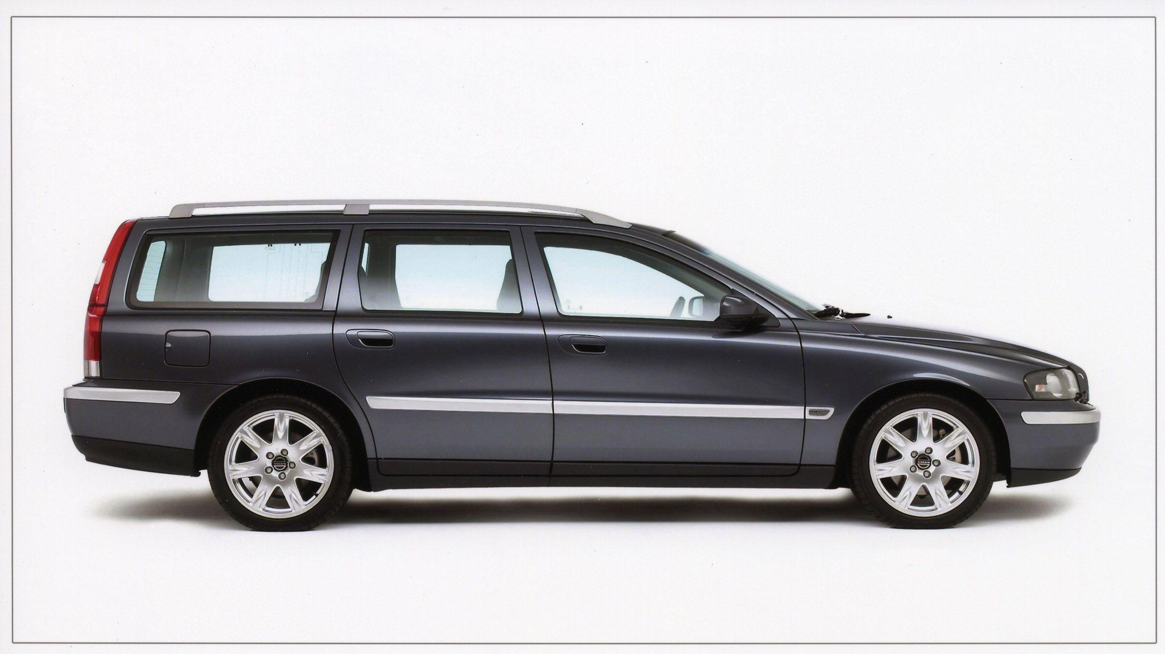Volvo v70 titanium edition