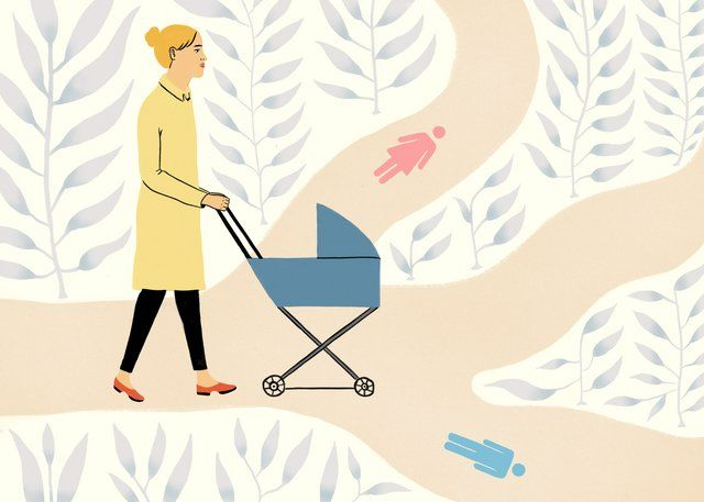 Should We All Be Raising Gender Neutral Kids Gender Neutral Kid Parenting Illustration Gender Neutral Baby