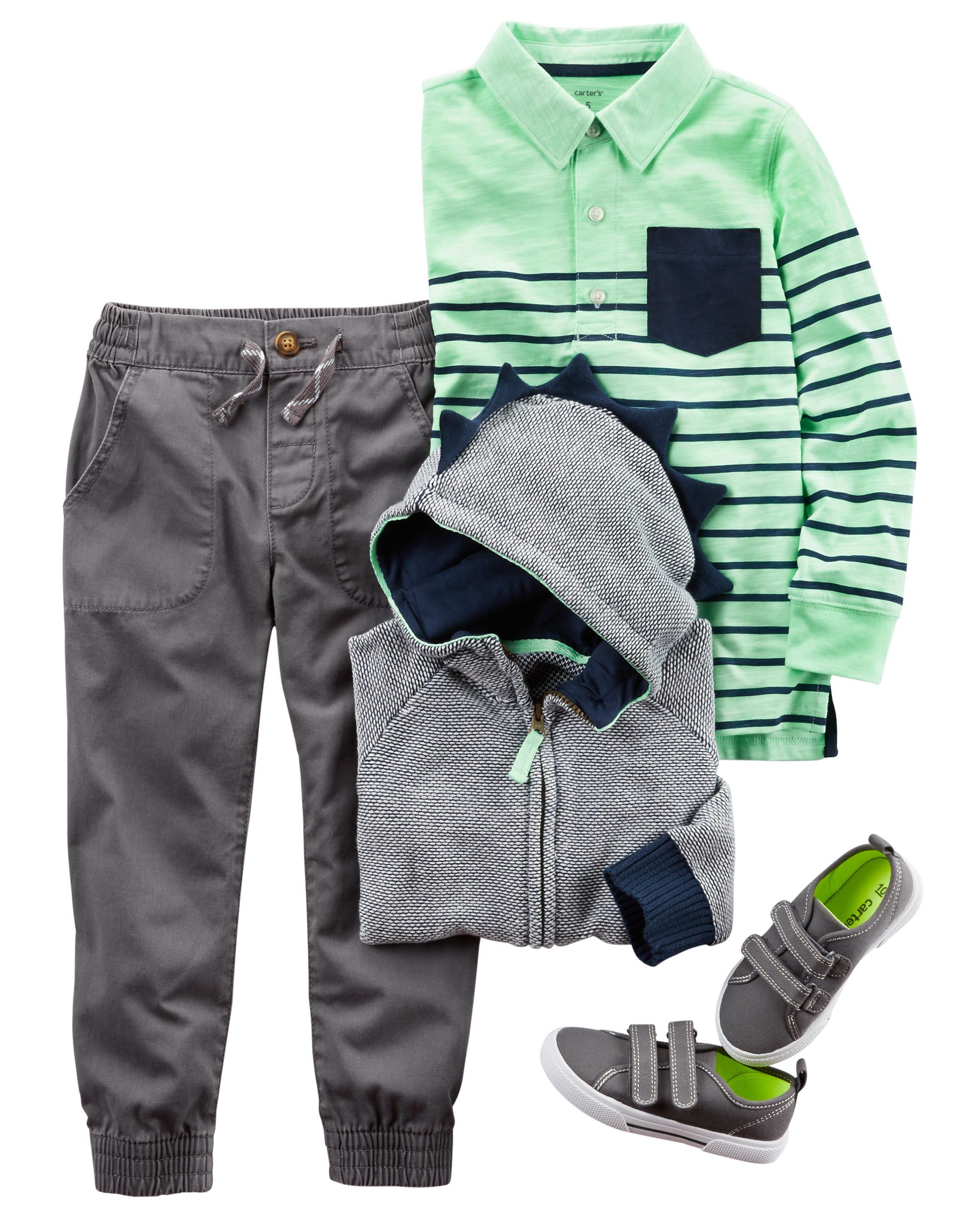 Toddler Boy CARDEC17TS17 from Carters Shop clothing