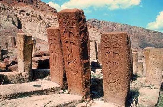 Armenian Cemetery of Julfa