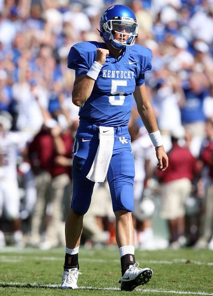 Mike Hartline Photos Photos: South Carolina v Kentucky ...