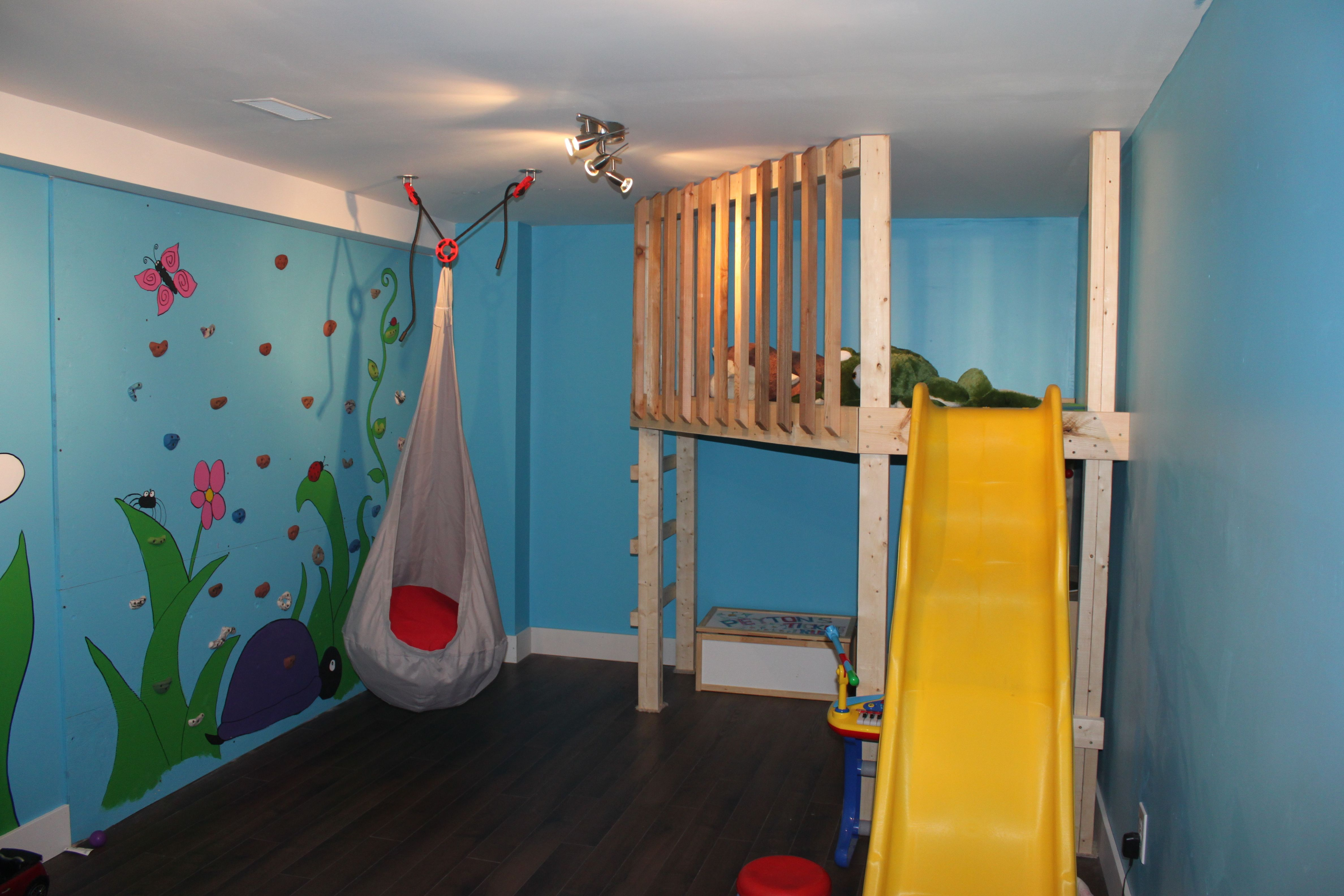 We design and build custom play structures, forts, climbing walls ect. Murals,brightly painted structures, projects for inside or outside. Also will assemble pre-purchased structures, price varies depending on size.  Call or e-mail for information and estimates. Daryl and Jennifer 613-878-1816 darylcalver@hotmail.com