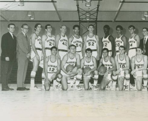 Mens Basketball Team 1969 Specula Yearbook Stony Brook University Stony Brook University University Stony Brook