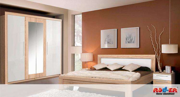 Schlafzimmer JULIETTA: In diesem gemütlichen Schlafzimmer in der ...