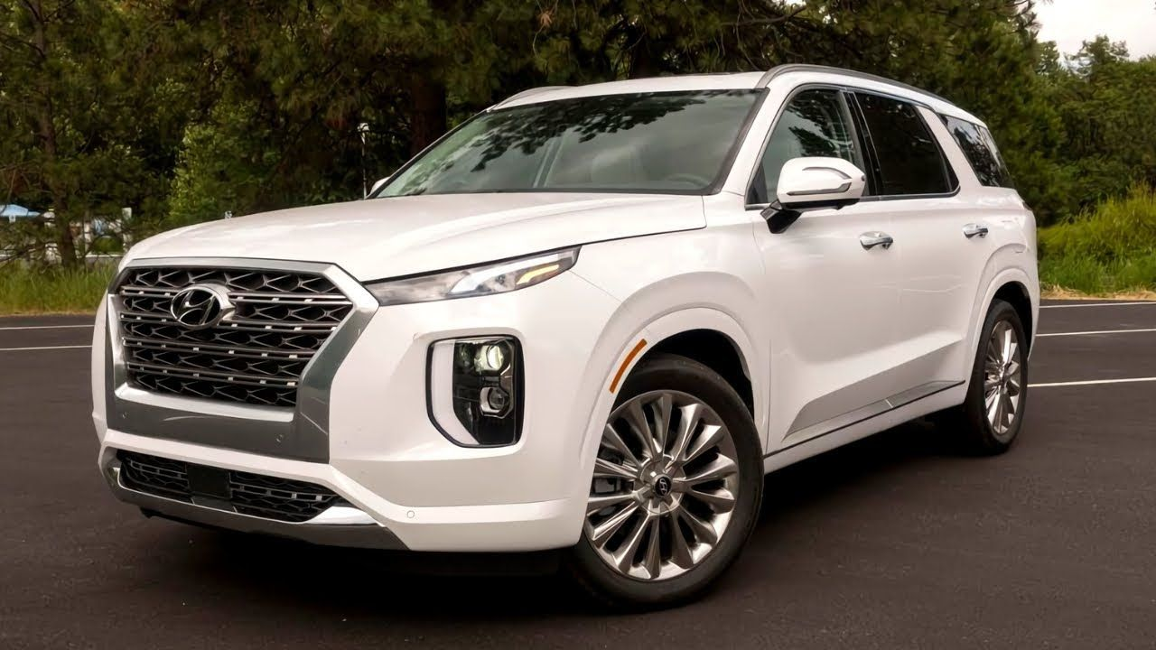 2020 Hyundai Palisade Exterior And Interior You Need To Know Hyundai Suv New Suv Suv