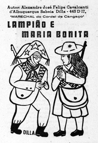 Lembrar De Maria Bonita E Lampiao Herois Marginais Nordestino