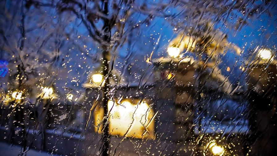 rain drops glass desktop free download hd wallpapers