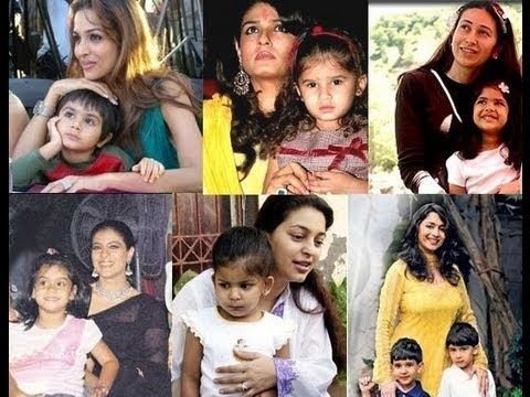 Photo Bollywood Check Bollywood Stars With Kids Photos Star Images Celebrity Moms Celebrity Kids Bollywood Celebrities