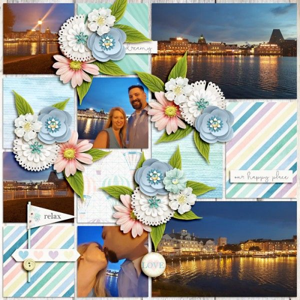 Our Happy Place - MouseScrappers - Disney Scrapbooking Gallery Heavenly http://www.sweetshoppedesigns.com/sweetshoppe/product.php?productid=37062&cat=917&page=2 by Jady Day Studio Favorite Minutes 4 http://store.gingerscraps.net/Favorite-minutes-4..html by Tinci Designs