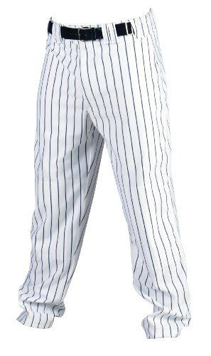 Rawlings Youth Relaxed Fit Ybp95mr Pinstriped Baseball Pant Rawlings 16 14 Jersey Pants Pinstripe Athletic Outfits