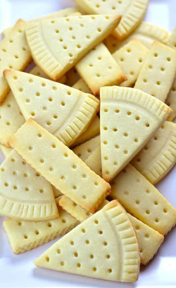 Easy Shortbread Cookies Recipe in 2018 We Love Shortbread