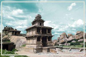 Hidimbeshwara temple, Chitradurga district, Karnataka