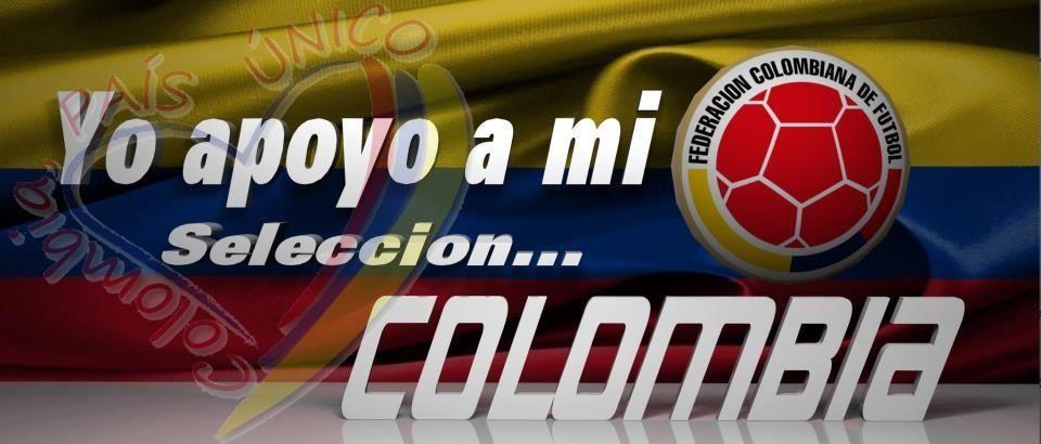 Apoyo a mi Selección Colombia