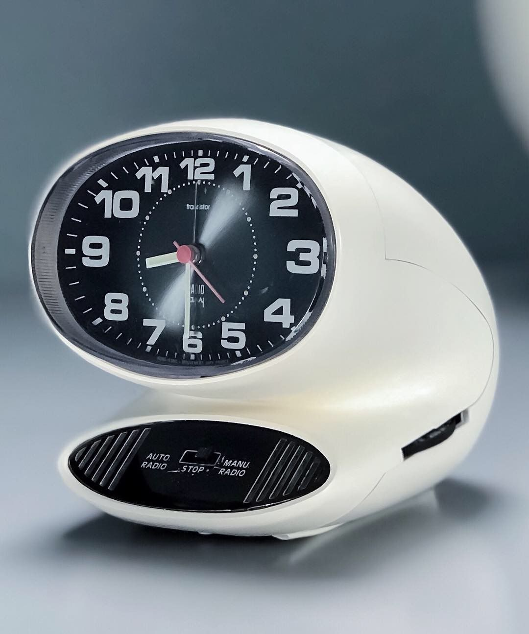 70s Radio Alarm Clock By Japy A Great Piece Of Space Age Design