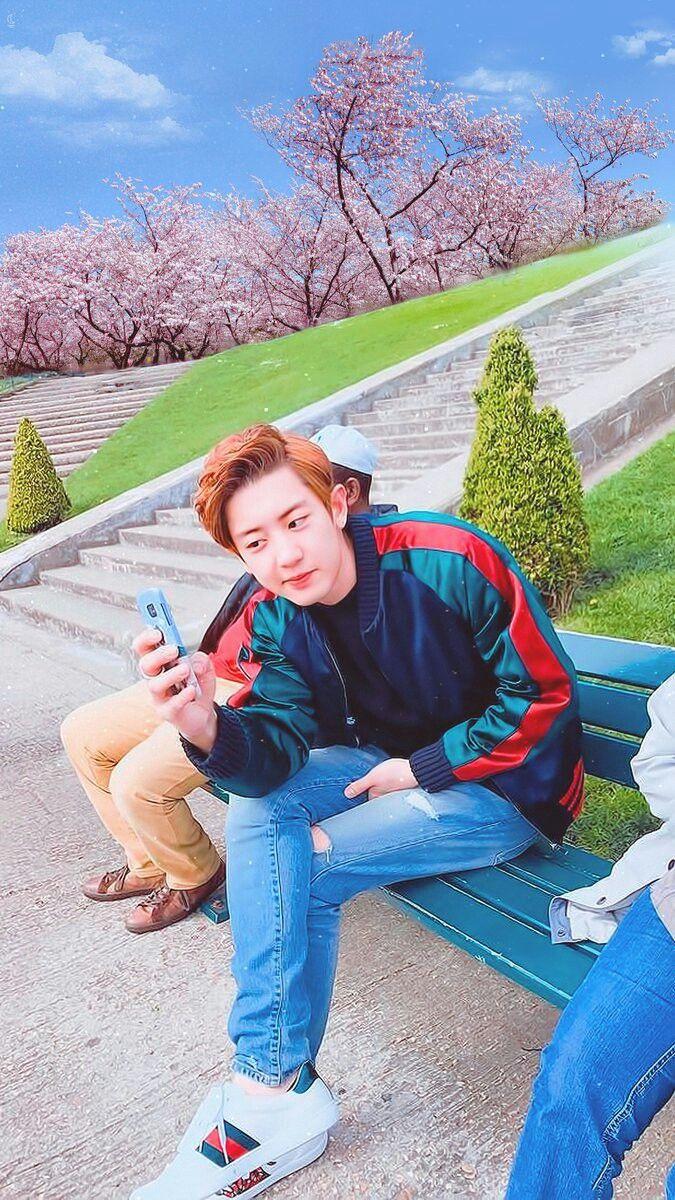 Chanyeol Instagram Park Chanyeol Exo Pinterest Exo Exo