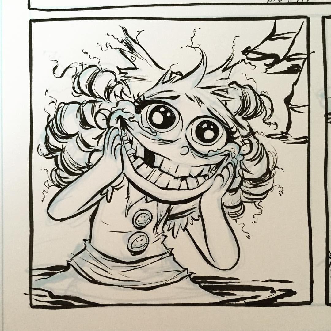 Gert having feels. #ihatefairyland #imagecomics | Skottie ...