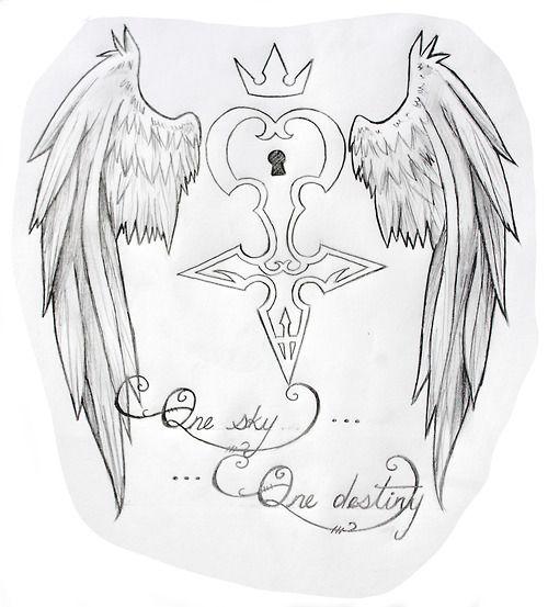 100+) kingdom hearts tattoo | Tumblr | Tattoos | Pinterest