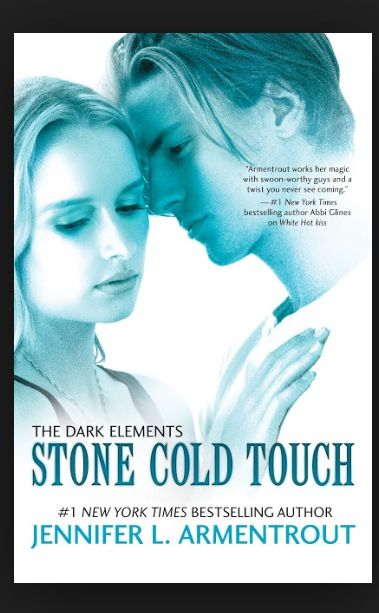 Stone Cold Touch by Jennifer L. Armentrout I know it's not out yet but one can only wish! #TeenReadWeek #PenguinTeen
