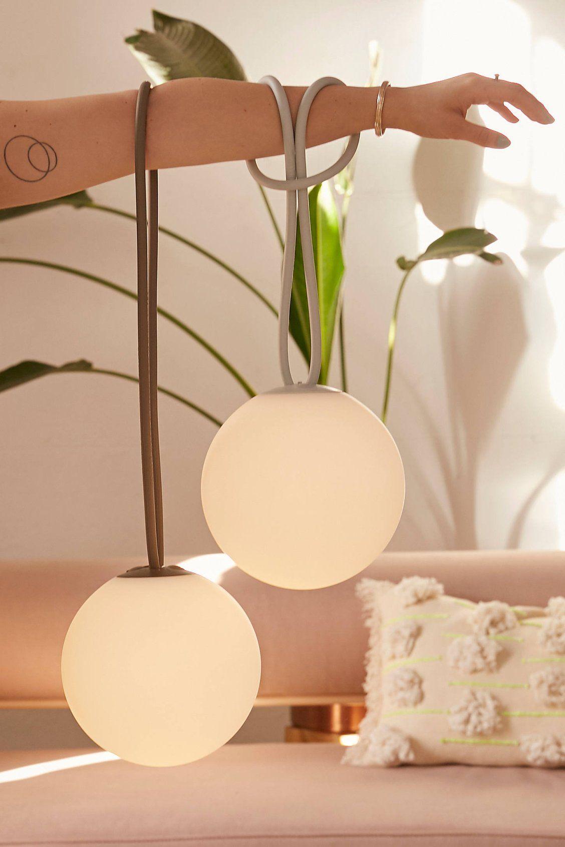 Fatboy Bolleke Rechargeable Hanging Lamp Hanging Lamp Lamp Design Outdoor Lamp